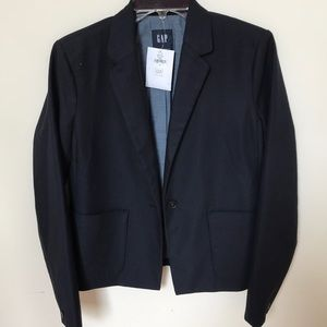 Gap Navy Blue Blazer